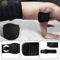 Weiyue Elbow Guard Elbow Brace Support Durable Black Basketball