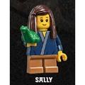 【台中翔智積木】LEGO 樂高 忍者城 70620 Sally (njo331)