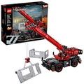 正版樂高42082 Rough Terrain Crane