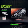 Acer KG271C Gaming Monitor with 144Hz Refresh Rate + 1MS Response Time *END OF MONTH PROMO*