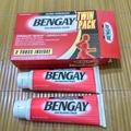 *1條賣場*美國Bengay Ultra Strength Cream自行車/跑步/旅行必備物品