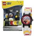 【樂高積木 LEGO】兒童手錶-CITY 城市消防員