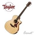 【小新樂器館】美國 Taylor 114CE單板民謠吉他(新式EQ)【Taylor木吉他專賣店/吉他品牌/114-CE】
