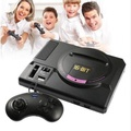 SEGA Genesis HDMI Video Game Console 112 In 1 Handheld Game Players High Definition HDMI TV Out with 2.4G Wireless Controllers - intl