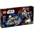 LEGO 樂高 STAR WARS 星際大戰 - LT75150 鈦戰機對決A翼戰機