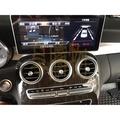 賓士-Benz W205 GLC C300 C200 C180 觸控螢幕繁體中文版安卓汽車音響主機+GPS導航