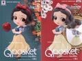 日版 Q Posket 白雪公主 迪士尼 一套兩款 A款+B款 Q posket Disney Characters Snow White 公仔