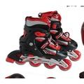 直排輪滑鋁合金支架 兒童成人輪滑鞋可調溜冰鞋滑輪鞋N17 Dudubobo