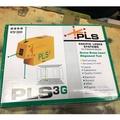 美國雷射水平儀PLS3G綠光雷射儀 3點雷射綠光PLS3