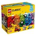 """  宅媽科學玩具 日安高雄  LEGO""""10715""""Bricks on a Roll"""
