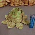 往生紙蓮花18張上座 花頭 蓮花被