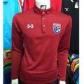 เสื้อฟุตบอลทีมชาติไทยแท้ Warrix