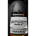 登樂 DUNLER 機車輪胎 半熱熔 超級運動胎 MT-501 130/70-12 完工價1400 馬克車業