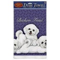Fiddlers Elbow Bichon Frise Puppies Towel