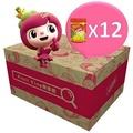 【Fruit King鮮果乾】榴槤禮物箱(榴槤50gx12包)