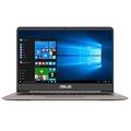 ASUS 14吋輕薄窄邊框高效雙碟筆電UX410UQ-0091A7500U - 石英灰【愛買】