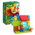 樂高1月新品得寶系列 我的自由創意趣玩箱 10887 LEGO玩具積木