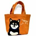 柴犬包 和風 帆布手提包 日本帶回