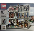 全新未拆~LEGO10218寵物店