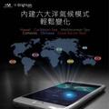 海威水族 ~ HME 弘茂 . 魔塊 最新版 人工智慧LED跨燈  (黑) /  (銀).附腳架 可刷卡 海水燈