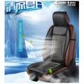 sk123 風扇座墊 夏季12V涼風冷風汽車坐墊帶電風扇汽車座墊吹風通風座墊夏天涼墊