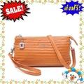 ราคาพิเศษ!!! THAMES กระเป๋าสตางค์ รุ่น TH60151 สี Tan ขนาด 2 x 21 x 11 ซม.  กระเป๋าแบรนด์ของแท้ 100%