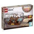 [宅媽科學玩具]樂高LEGO 21313 ideas 瓶中船