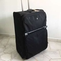 """28"""" Pre Loved Hush Puppies Luggage Bag"""