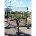 [免運費]棒球打擊練習網(含鐵架) - 2米 x 2米