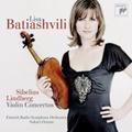Lisa Batiashvili / Sibelius & Lindberg: Violin Concerto