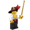 Lego Minifigures 71007 - 劍客 Swashbuckler