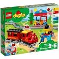 樂高積木 LEGO《 LT10874 》2018 年 Duplo 得寶系列 - 蒸汽列車
