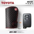 【2M2】TOYOTA Wish RAV-4 PRIUS c PRIUS a 豐田 智慧型汽車鑰匙皮套 汽車鑰匙包