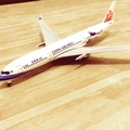 中華航空A 350 - 900,藍鵲號1:200模型飛機