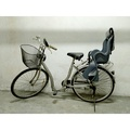 美利達腳踏車 淑女車 兒童安全椅