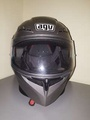AGV Compact with Free Komine inner cool gloves