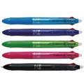 【Pentel 飛龍】LKFB-60EF 三色按鍵式魔擦筆/擦擦筆 (0.5mm)
