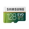 Samsung 128GB 100MB/s (U3) MicroSD EVO Select Memory Card