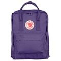 【【蘋果戶外】】Fjallraven Kanken Classic 23510 580 紫色(現貨) 瑞典 北極狐 小狐狸包 復古後背包 方型書包