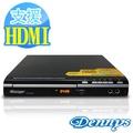 【Dennys】USB/HDMI/DVD播放器(DVD-6800)