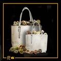 全新 法國槍牌Faure le page 白色購物包
