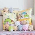 【超值現貨】可愛一大袋子公仔抱枕毛絨玩具粉色少女心玩偶韓國個性搞怪抱枕