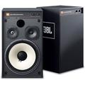 愛音音響館-JBL Hi-Fi音響-3音路12吋低音書桌式監聽級喇叭4312E-公司貨