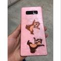 二手機(三星 note8)粉色