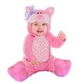萬聖節現貨*美國正品 漂亮小寶貝超萌粉紅豬豬造型服