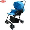 【SYNCON 欣康】嬰幼兒手推車 HS500雙向系列(藍色)