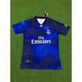 18-19限量款 皇家馬德里 泰版 星空 紀念版 皇馬EA球衣C羅貝爾足球服