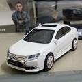 原廠 1/43 模型車 陽岱鋼代言 MITSUBISHI GRAND LANCER 白色