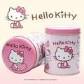米樂爆米花   Hello Kitty蘑菇型爆米花系列四入組合(焦糖+牛奶巧克力+原味甜+玉米濃湯)
