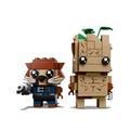 樂高積木LEGO BrickHeadz系列 41626 復仇者聯盟3 火箭浣熊&格魯特